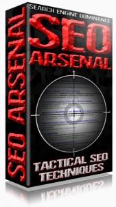 SEO Arsenal - SEO Guide, Learn SEO